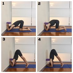 This post teaches you a preparation for the yoga pose headstand (sirsasana). This pose is used in Iyengar Yoga to build a strong foundation before undertaking the full inversion. Practicing this pose helps to build strength and technique. It also helps to minimise the risk of injury.