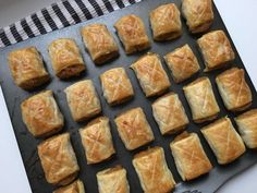 GOOD OLD FASHIONED HOME MADE SAUSAGE ROLLS