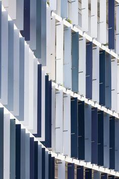 CHL Social Housing,© Luc Boegly