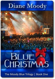 Free Kindle Book : Blue Christmas (The Moody Blue Trilogy | Book One) -                                     Blue ChristmasWorking late on Christmas Eve, college senior Hannah Brooks is in the midst of a full-blown pity party. When a last-minute customer brimming with holiday spirit invites her to a candlelight service and a late-night family dinner, Hannah reluctantly accepts. She has no idea this kindhearted woman is the mother of Jason McKenzie - leader singer of Out of the Blue, the…