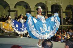 Ballet Folklorico Yacatecutli, Universidad Autonoma de Tamaulipas, Campus Tampico-Madera, Mitote Folklorico Nacional, Pueblo Viejo, Ver., Mexico