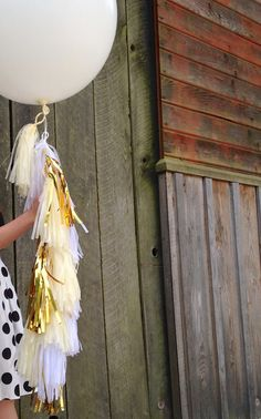 Jumbo Balloons, Balloon Tassel, It's Your Birthday, Blush Pink, Photo Shoot, Garland, Tassels, Bridal Shower, Ivory