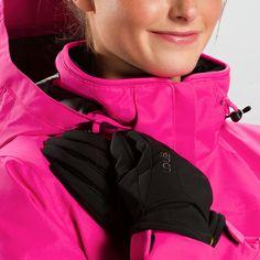 AISHA GLOVES #LOLEGLOW Urban Fitness, Glow, Warm, Running, How To Wear, Racing, Keep Running, Track, Glitter