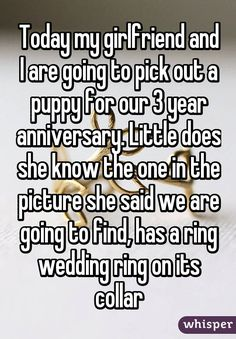 Whisper App. Anniversary confessions.