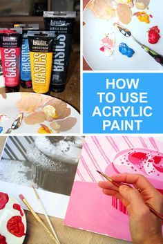 13 Must- Know Acrylic Painting Techniques for Beginners                                                                                                                                                                                 More