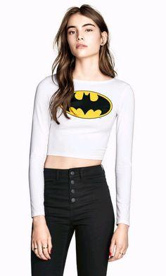 9760aa17331 Short Jersey Top Comic Clothes