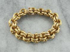 Sea Glass Jewelry, Gold Jewelry, Fine Jewelry, Link Bracelets, Bangle Bracelets, Bracelet Set, Gold Link Bracelet, Leather Bracelets, Italian Gold Chain
