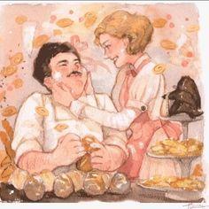 Queenie and Jacob