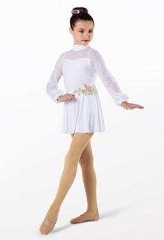 Weissman® Dance Dresses, Flower Girl Dresses, Lyrical Costumes, Recital, Elegant Dresses, Poet, Leotards, Hair Clips, Perfect Fit