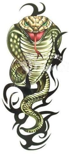 £ GBP - X Sheet Hohe Qualität Supreme Fake Tattoo Cobra Wasserdicht . - £ GBP – X Sheet Hohe Qualität Supreme Fake Tattoo Cobra Wasserdicht … – – - Wolf Tattoos, Fake Tattoos, Finger Tattoos, Tatoos, Königskobra Tattoo, King Cobra Tattoo, Disney Tattoos, Cara Tribal, Snakes