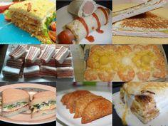 Más ideas para hacer platos rápidos con pan de molde. ¡No te lo pierdas!