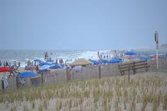 Bethany Beach, Delaware. Almost died here while boogie boarding. . .true/great story lol