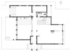 Studio d. A4, Floor Plans, Studio, Studios, Floor Plan Drawing, House Floor Plans