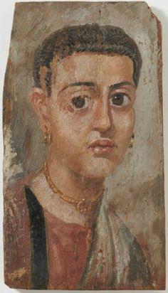 Retratos de momias robados por los nazis volvieron a familia judía