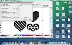 transformer vos fichiers Silhouette en SVG
