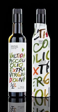 Valtida Piccola Olive Oil. Designer unknown