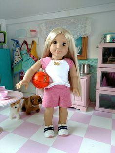 Basketball loving girl.