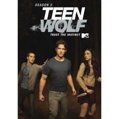 Teen Wolf: The Complete Season Two [3 Discs]