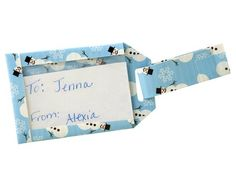 Duck Tape® Gift Tag Tutorial