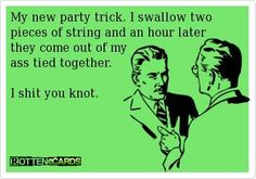 My New Party Trick