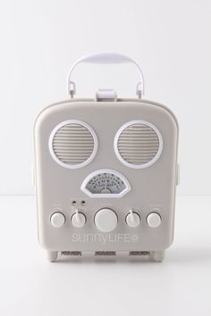 Super cute Swansea Beach Radio- for your iPhone/iPod #geek #gadget