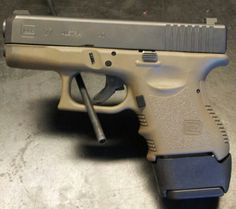 OD Glock 27 Glock Accessories, Glock Guns, Zombie Attack, Custom Guns, Home Defense, Baby Boom, Concealed Carry, Pistols, Tiny Houses