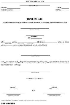 Pravilnik o pedagoškoj dokumentaciji i evidenciji te javnim ispravama u školskim ustanovama