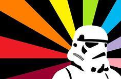 Star Wars Psicodélico