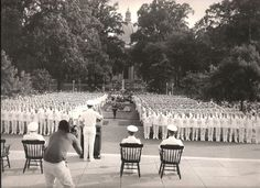 USNA Class of 1987 sworn in on Induction Day July Naval Academy, Usmc, Dolores Park, United States, The Unit, Navy, Travel, Viajes, Destinations