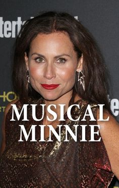 """Minnie Driver came by to talk to Kelly & Michael about her show 'About a Boy' and perform her song """"Close to Me"""" off her new album 'Ask Me to Dance. Minnie Driver, Michael Strahan, Kelly Ripa, Weird News, She Song, Each Day, Previous Year, Musicals, Interview"""