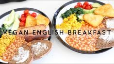 VEGAN ENGLISH BREAKFAST | Szilvia Bodi