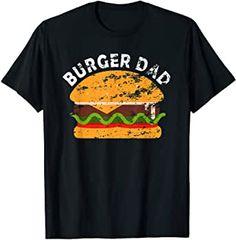 Hamburger Cheeseburger Burger Boy Fast Food Design T-Shirt Food Design, Cheeseburger, Fast Food, Hamburger, Mens Tops, Burgers