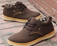 Men's Oxfords skateboarding shoes