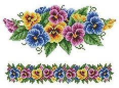 Este posibil ca imaginea să conţină: floare Cross Stitch Bookmarks, Cute Cross Stitch, Cross Stitch Borders, Cross Stitch Rose, Cross Stitch Flowers, Cross Stitch Kits, Cross Stitch Charts, Cross Stitch Designs, Cross Stitching