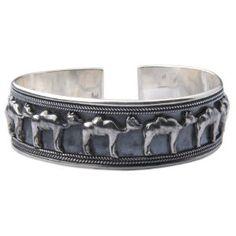Women Silver Bracelets Cuff Body Jewellery 2.25 Inches (Jewelry)  http://www.1-in-30.com/crt.php?p=B004CU940G  B004CU940G