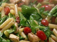 Chicken Florentine Pasta Recipe : Ree Drummond : Recipes : Food Network