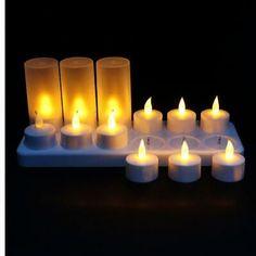7 Best Rechargeable Led Tea Light Candle Ideas Tea Light Candle Tea Lights Led
