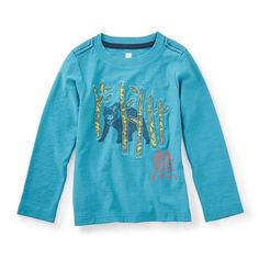 Todoroki Graphic Tee from Tea Collection at The Giving Tree Children's Boutique…