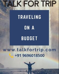 "Travel Packages ✈️ In Budget For All Around The World 🌍 ✴️ Facilities We Provide ✴️ 👉Easy to Customise Your Package 👉 Discount Offers Every Week 👉Budget Packages 👉10% Extra Discount For Couples 👉15% Extra Discount For Senior Citizens, College/Group Tours, Women Group, Business Tours In Group  Tour 📞Talk : +91 9696018500 🖱️ Visit : www.talkfortrip.com ""Every Journey Is An Adventure"" Competitor Analysis, Group Tours, Awesome, Amazing, Budgeting, Around The Worlds, Journey, College, Adventure"