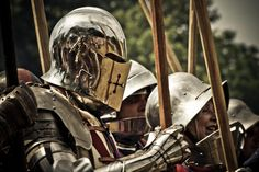 Photograph Medieval knight .. by Jan Allaerts on 500px