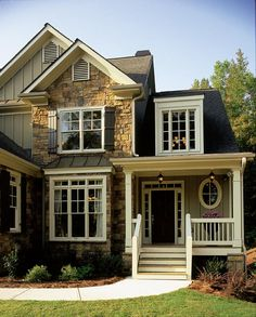 Sagamore - Home Plans and House Plans by Frank Betz Associates
