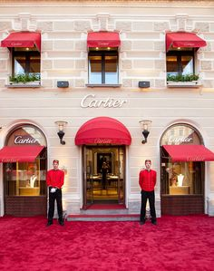 If I win the lottery, I'm going straight to the Cartier store on Champs Elysees :)