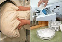 4 fantásticos remedios para desinfectar y blanquear las almohadas | Deseo Adelgazar