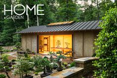 We Are Excited To See Our Bonsai Pavilion Featured In The Spring Edition Of Carolina  Home