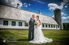 Congrats to Lauren and Johnny!! #barn #rustic #barnwedding #rusticwedding #love #happy #bride #groom #PeronaFarms @blochinger