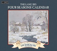 Four Seasons 2015 Wall Calendar , 1001804 | Lang