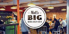 ~Matt's Big Breakfast~ Traditional breakfast spot. Big. Awesome. Delicious. Address - 825 N 1st St., Phoenix, AZ 85004