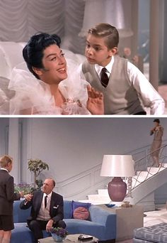 i'm not sure if you're aware of this but i'm obsessed with Auntie Mame.  There are many inspiration scenes.  Here's one.  I like kitsch!