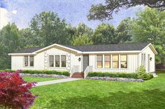 clayton mobile manufactured home in evans co via mhvillagecom - Deckideen Fr Modulare Huser