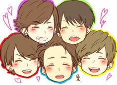 嵐 Arashi Cute Illustration, Chibi, Fan Art, Memes, Anime, Pictures, Idol, Illustrations, Photos